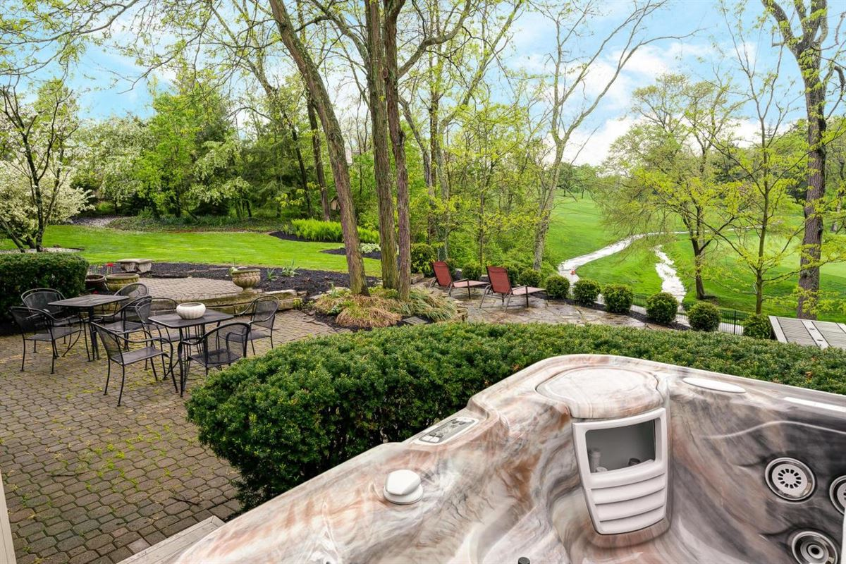 views of Muirfield Village Golf Club luxury homes