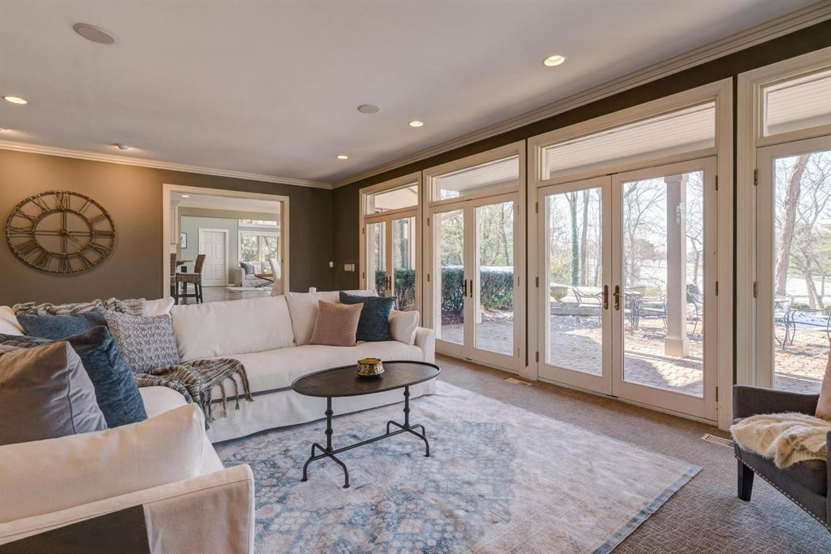Luxury properties views of Muirfield Village Golf Club