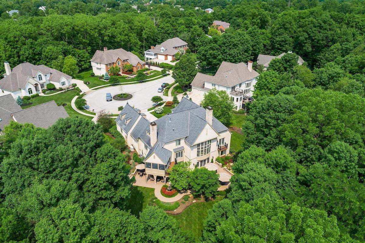 a Stunning executive home  luxury real estate