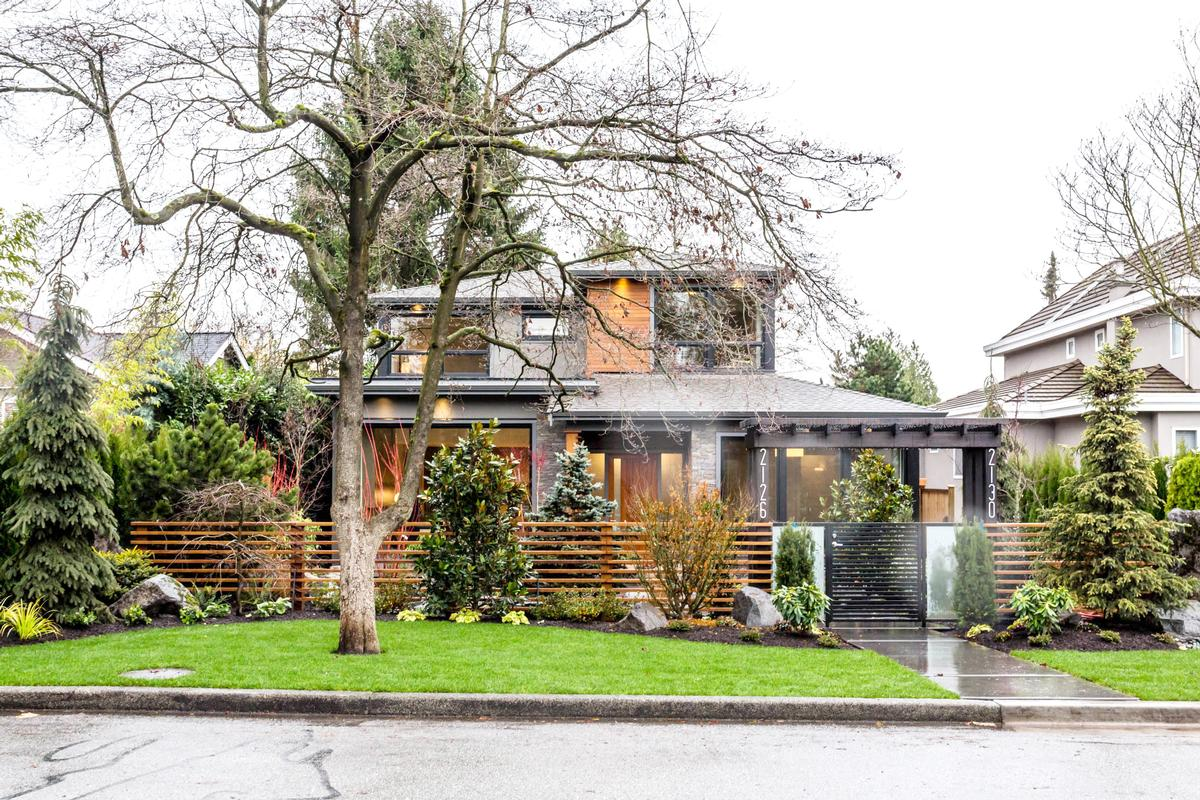 New Superb Vancouver Residence