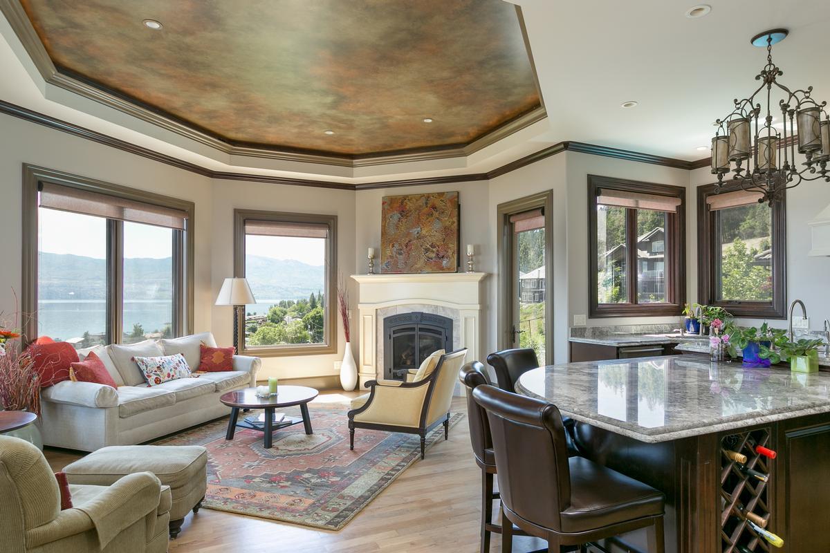 Luxury properties  luxurious custom-built home in west kelowna