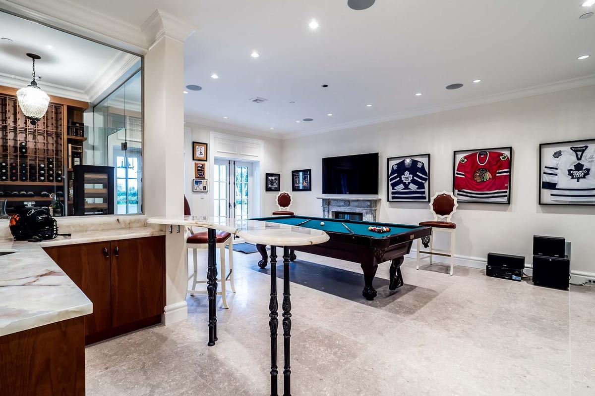 Luxury homes in French inspired villa in Shaughnessy