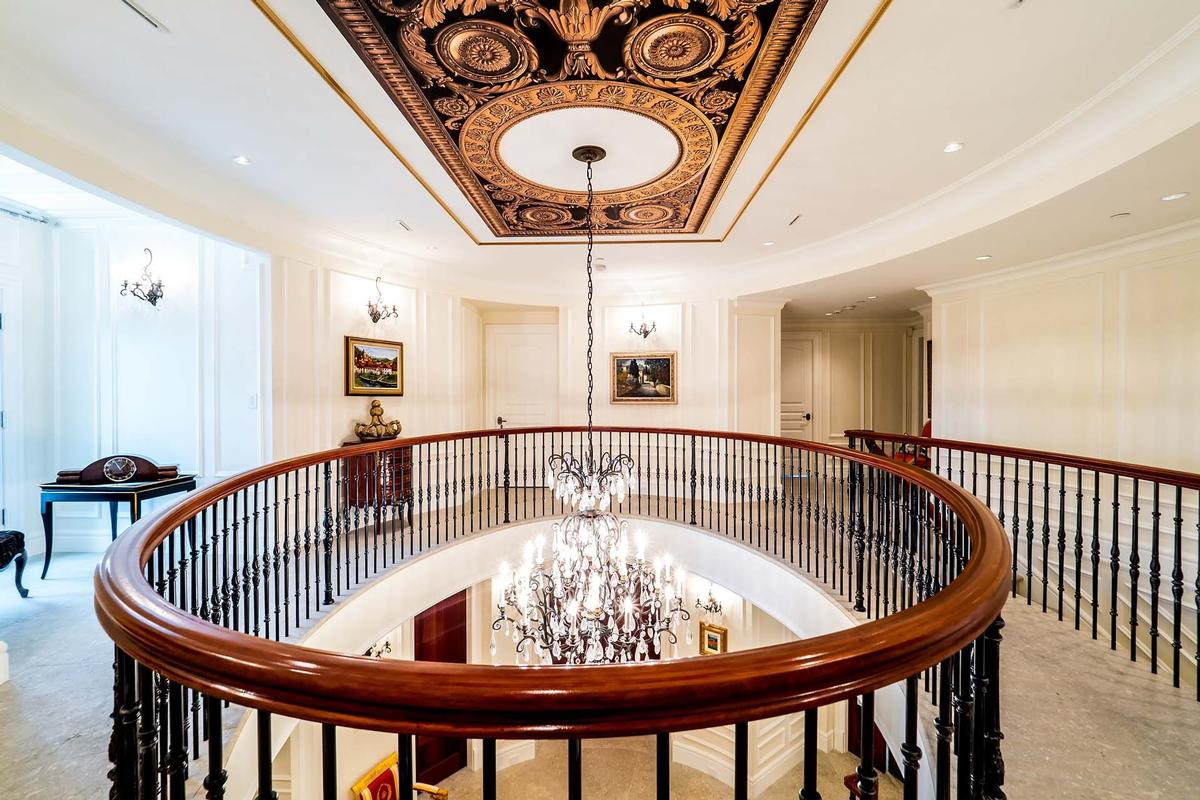 Luxury homes French inspired villa in Shaughnessy