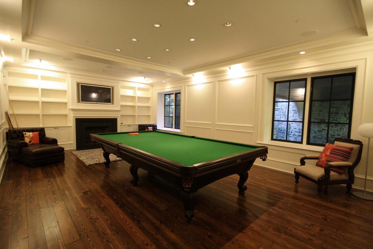 Luxury homes extravagant living