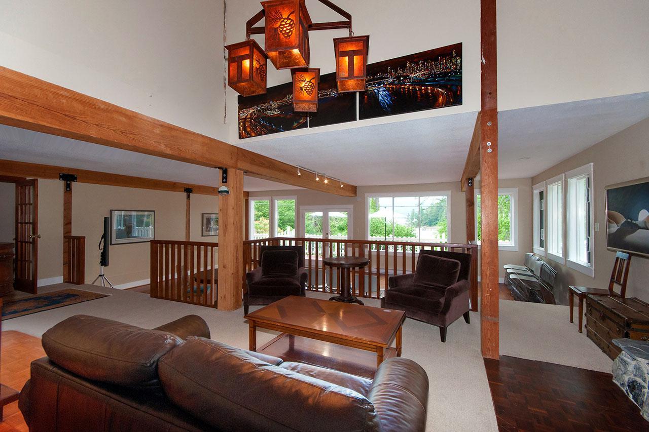 Evergreen Hall luxury homes