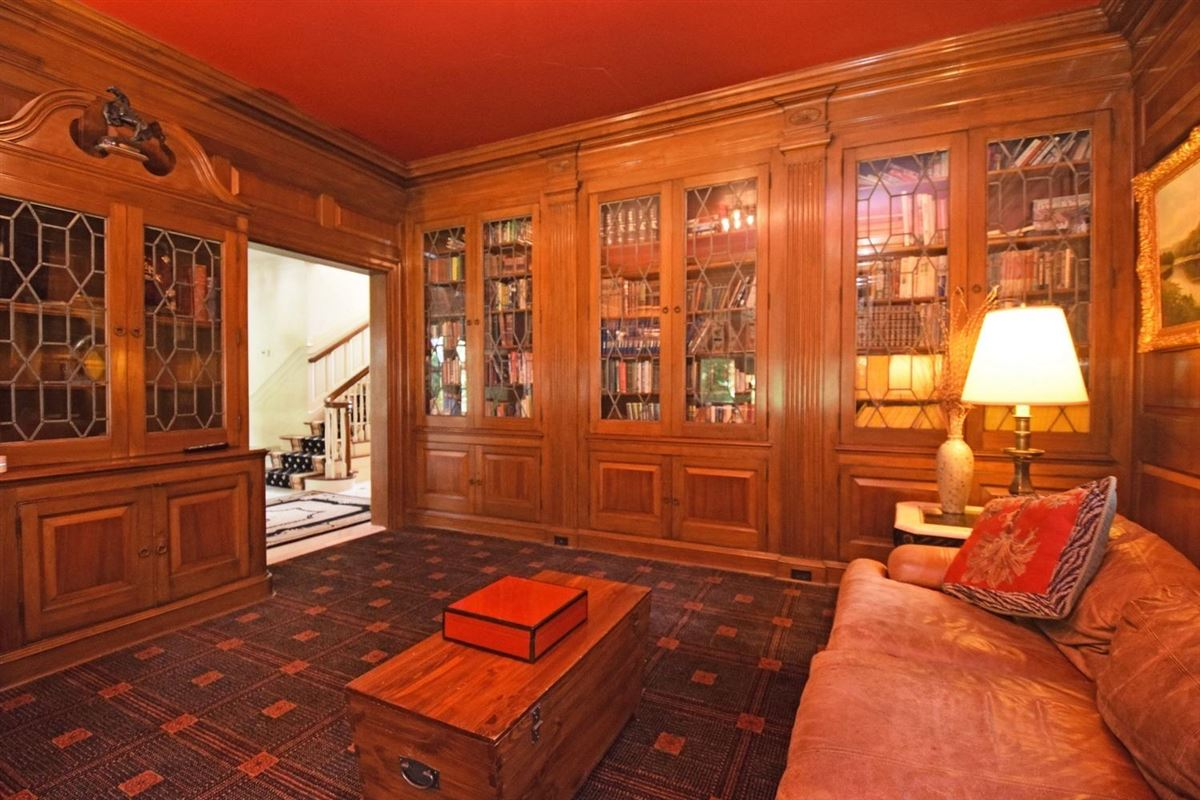 Renowned Edwardian style home  luxury real estate