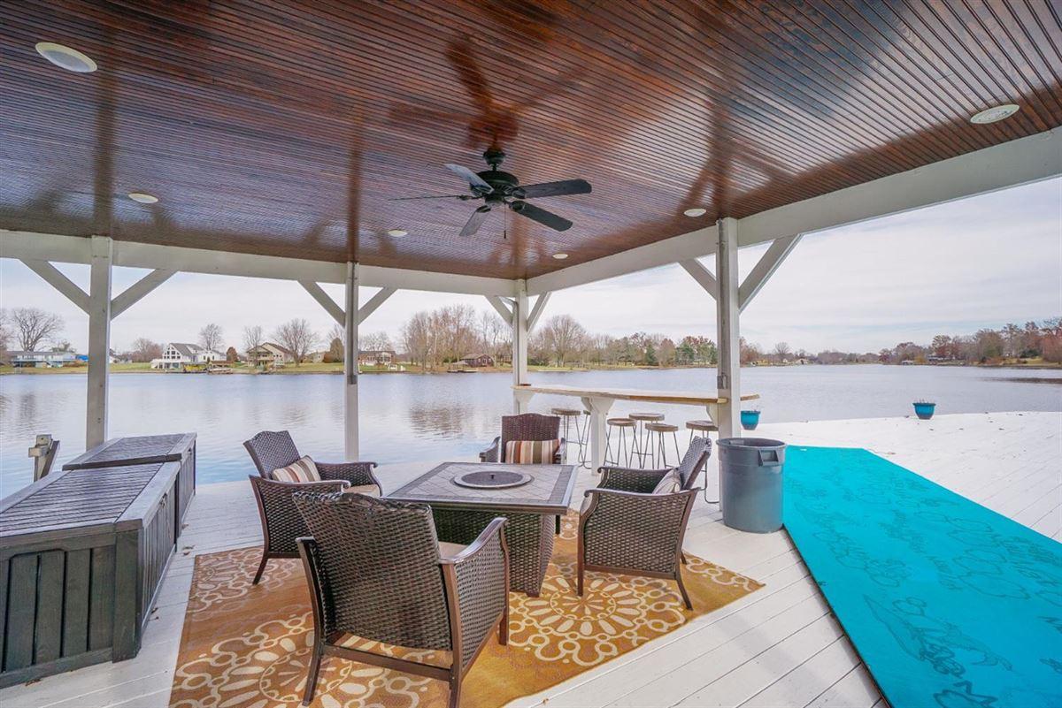 new six bedroom lakefront home luxury homes