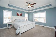 Luxury properties new six bedroom lakefront home