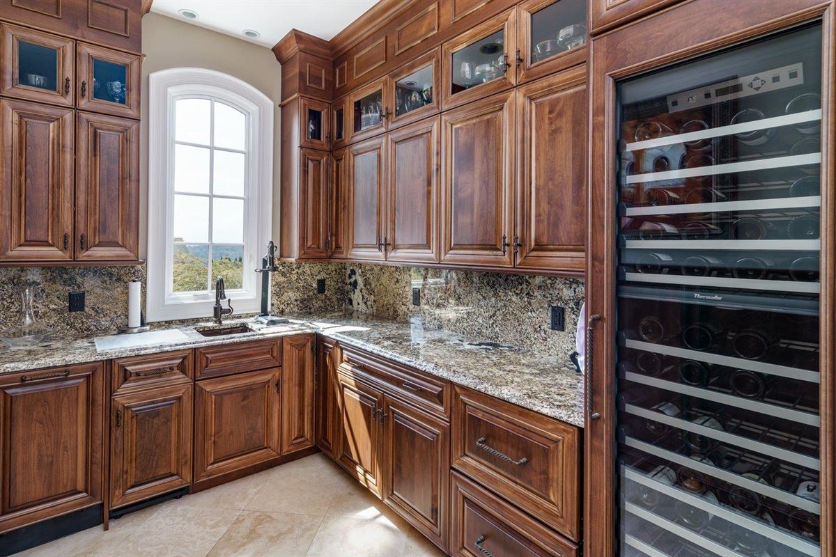 Mansions in Spectacular custom home in Riverview Estates of Coldstream