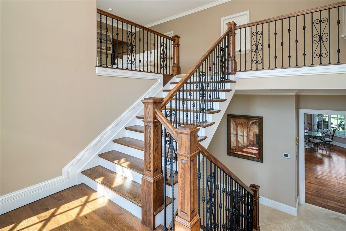 Spectacular custom home in Riverview Estates of Coldstream luxury properties