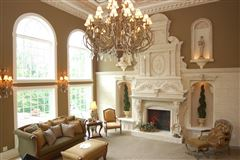 Mansions in European Manor-style home on five-plus acres