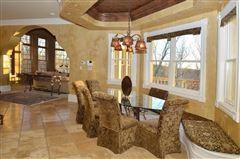 Luxury homes European Manor-style home on five-plus acres