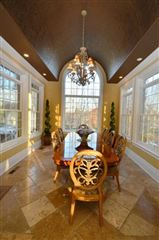 Luxury real estate European Manor-style home on five-plus acres