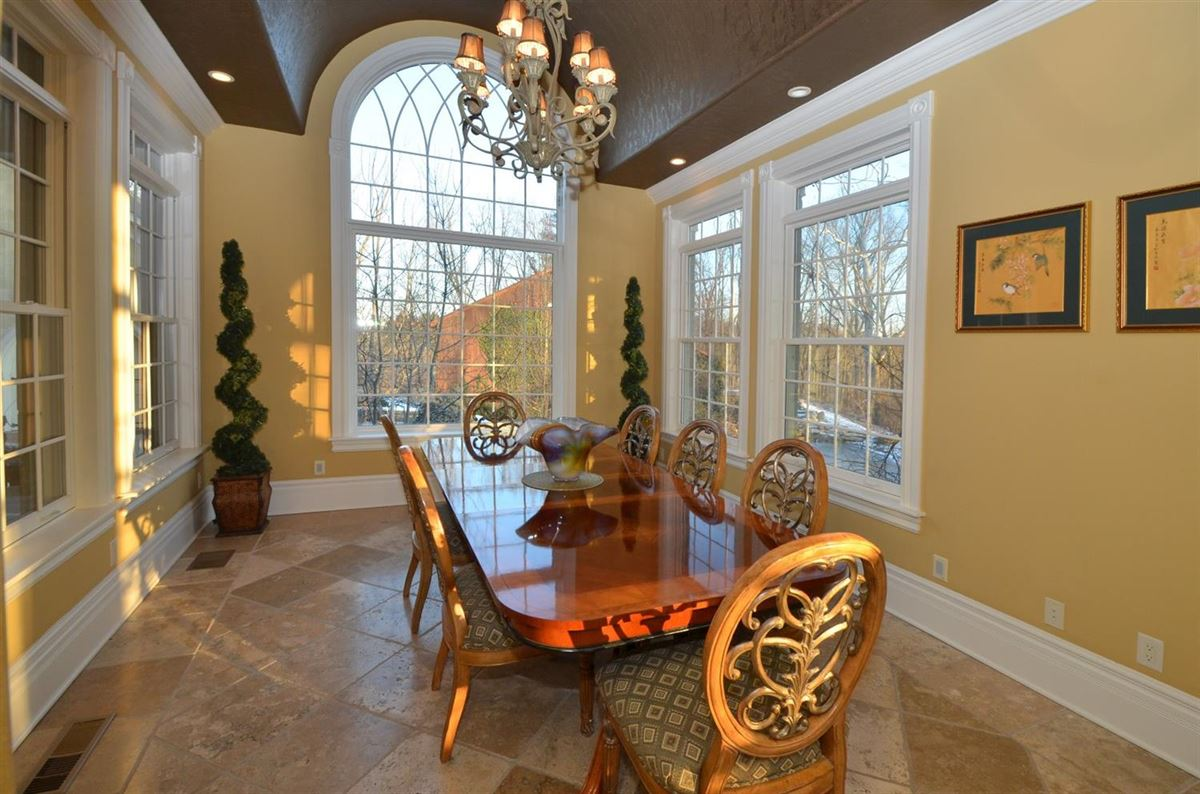 Mansions European Manor-style home on five-plus acres