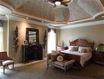 Luxury properties European Manor-style home on five-plus acres
