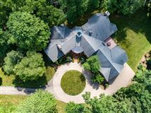 custom estate home on five acres luxury real estate
