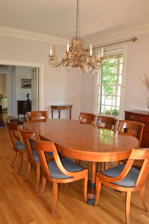 this estate home is spacious and well appointed luxury properties