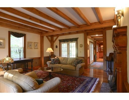 Luxury real estate Reproduction Post and Beam