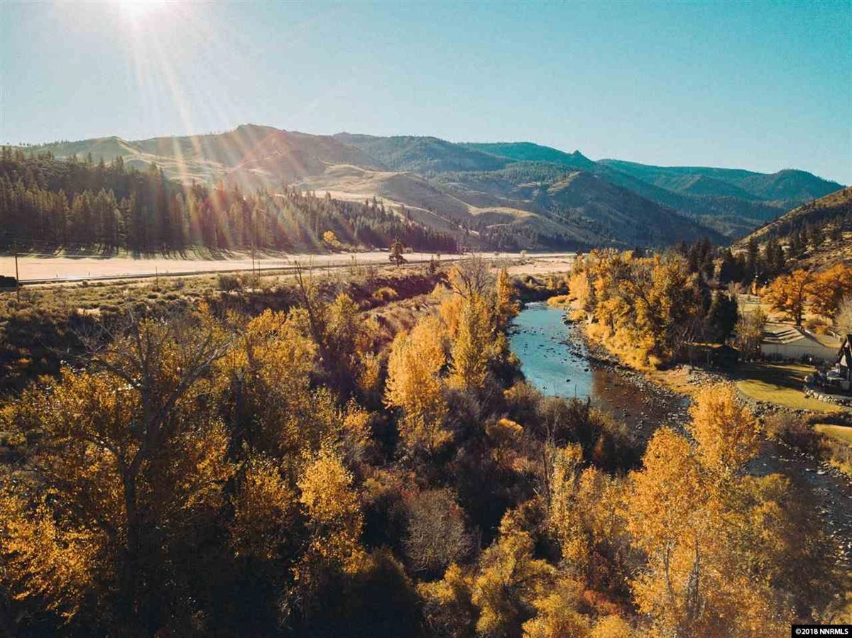 a private wooded paradise along the truckee river luxury homes