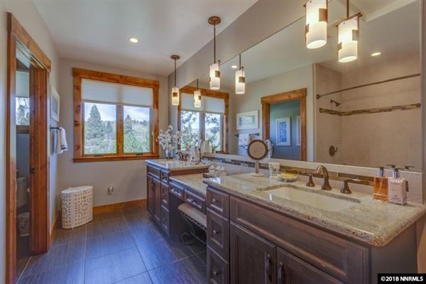 Luxury homes a private wooded paradise along the truckee river