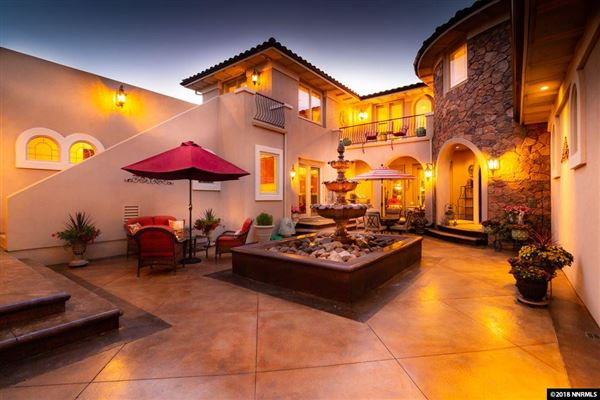 Luxury real estate stunning saddelhorn custom home on lush grounds