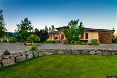 stunning saddelhorn custom home on lush grounds luxury real estate