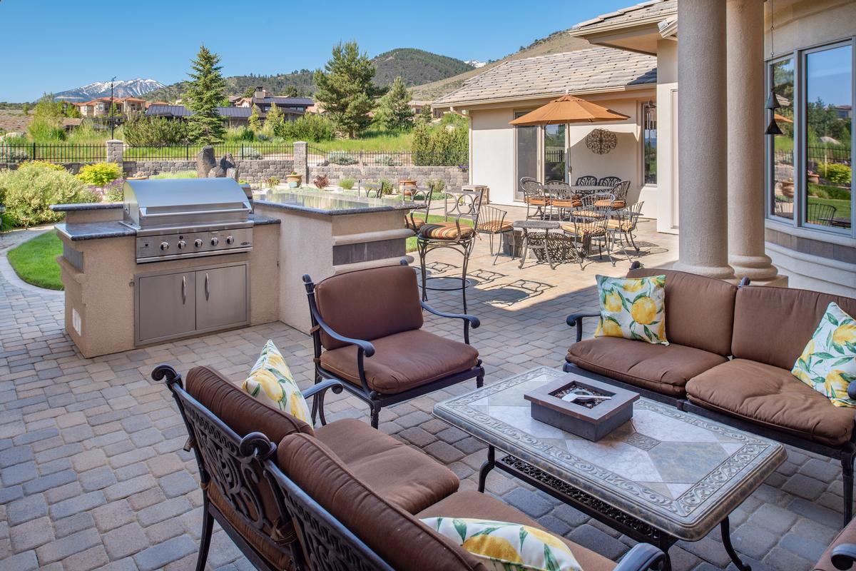 spectacular ArrowCreek custom home luxury real estate