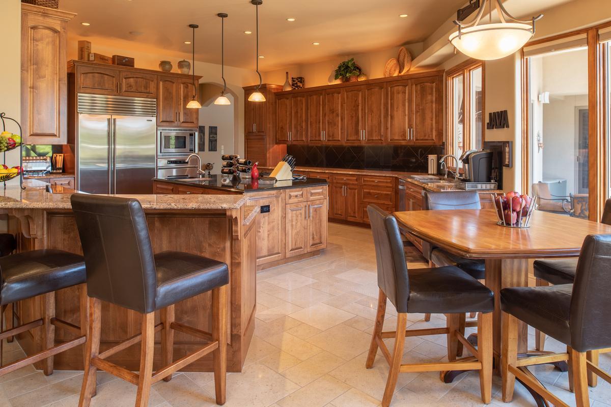 Luxury homes spectacular ArrowCreek custom home