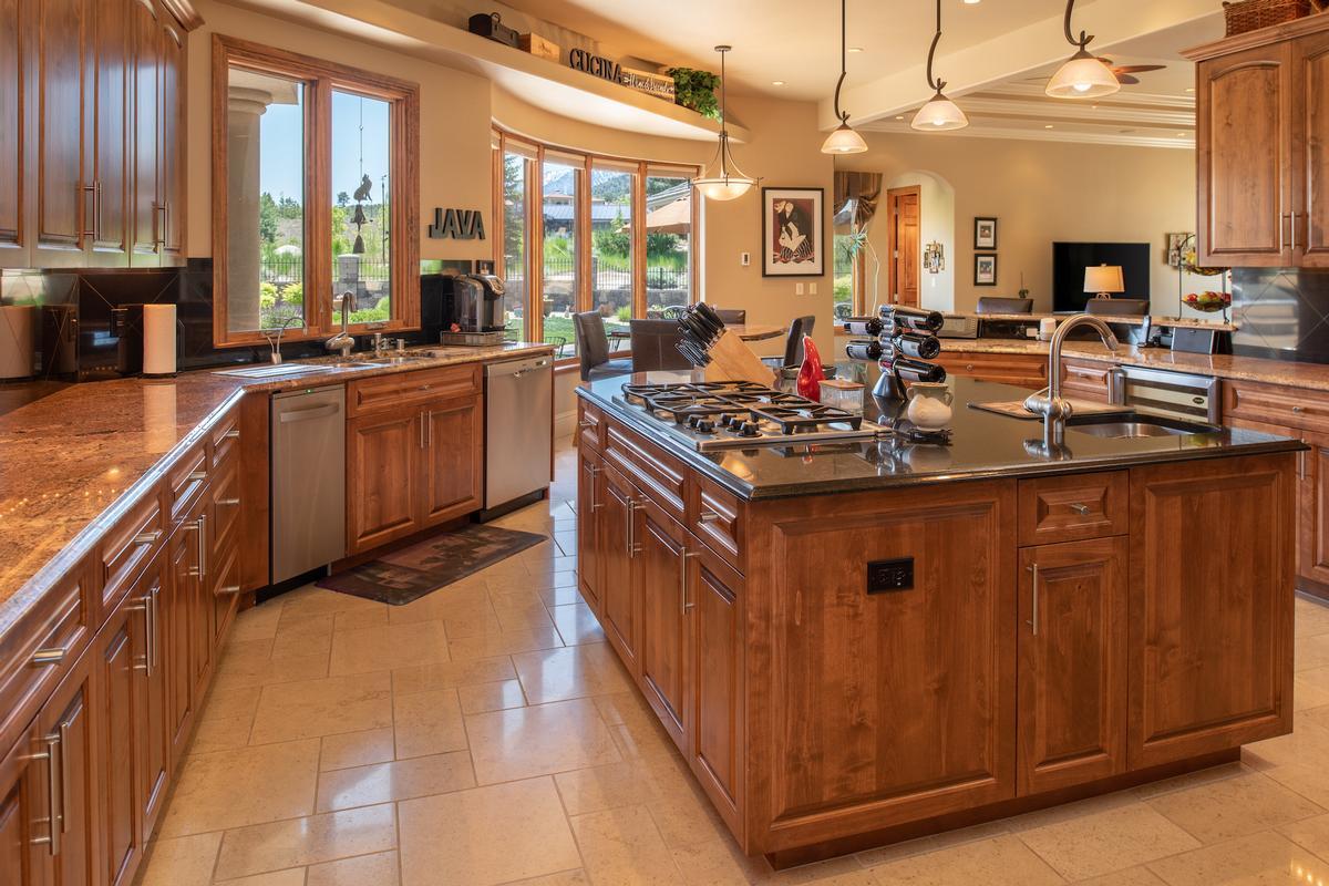 spectacular ArrowCreek custom home luxury homes