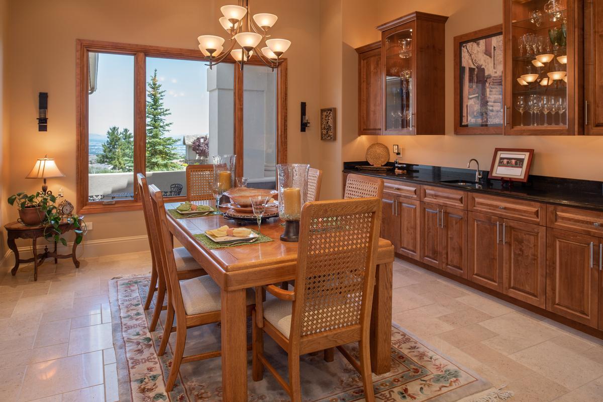 Luxury real estate spectacular ArrowCreek custom home