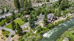 Upgraded Luxury Waterfront Estate Outside Reno luxury real estate