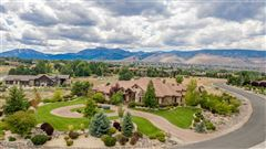 Beautifully and thoughtfully constructed custom home luxury real estate