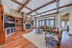 Beautifully and thoughtfully constructed custom home luxury homes