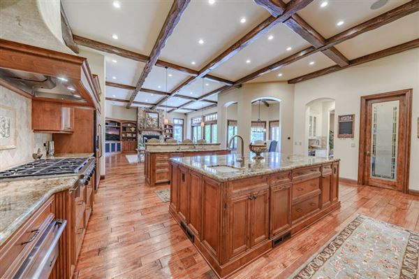 Beautifully and thoughtfully constructed custom home mansions