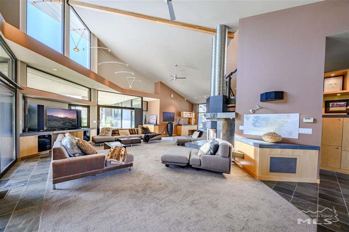 Luxury properties A modern marvel in the heart of Juniper Hills in Southwest Reno