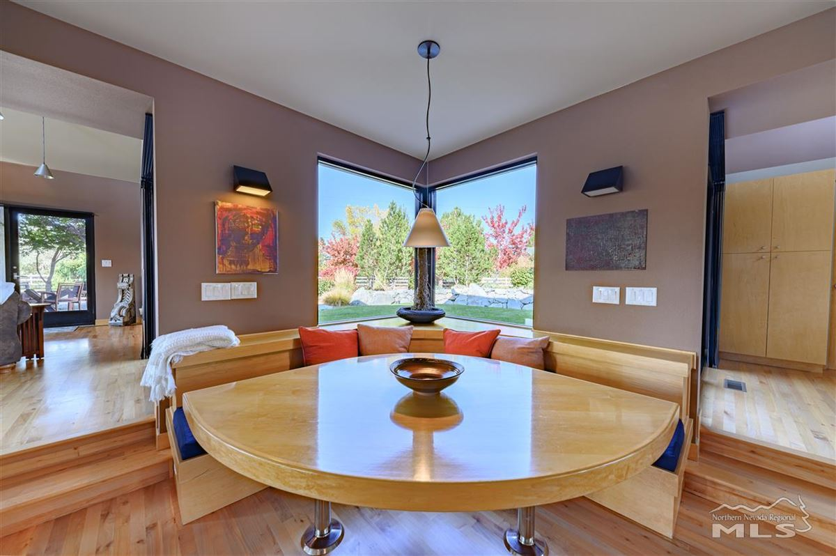 A modern marvel in the heart of Juniper Hills in Southwest Reno mansions