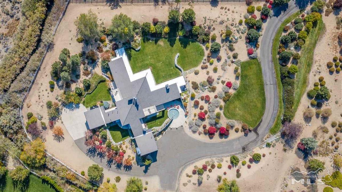 A modern marvel in the heart of Juniper Hills in Southwest Reno luxury properties
