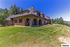 Nestled in the pine trees of Franktown luxury homes