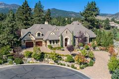Luxury homes in beautiful views on the golf course