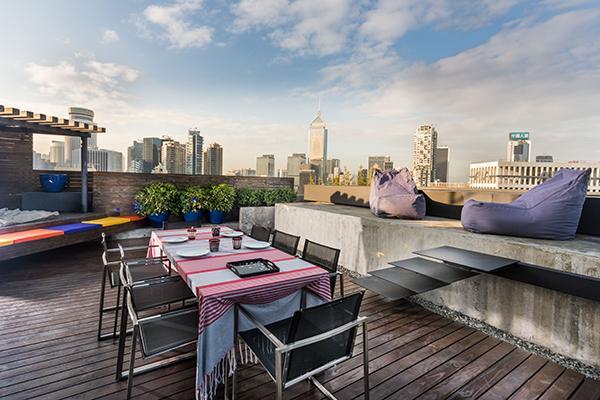 Stylish Mid Rise Duplex - Shiu Fai Terrace Garden luxury homes