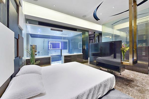Kowloon Station High Rise - The Cullinan luxury homes