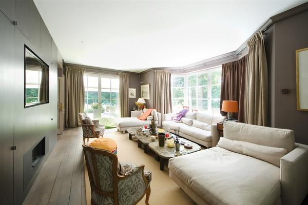 South of Brussels classical villa luxury homes