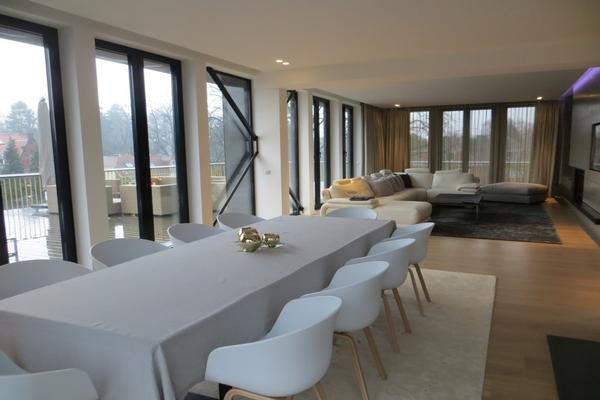 Luxury properties Exceptionnal penthouse overlooking Brussels South