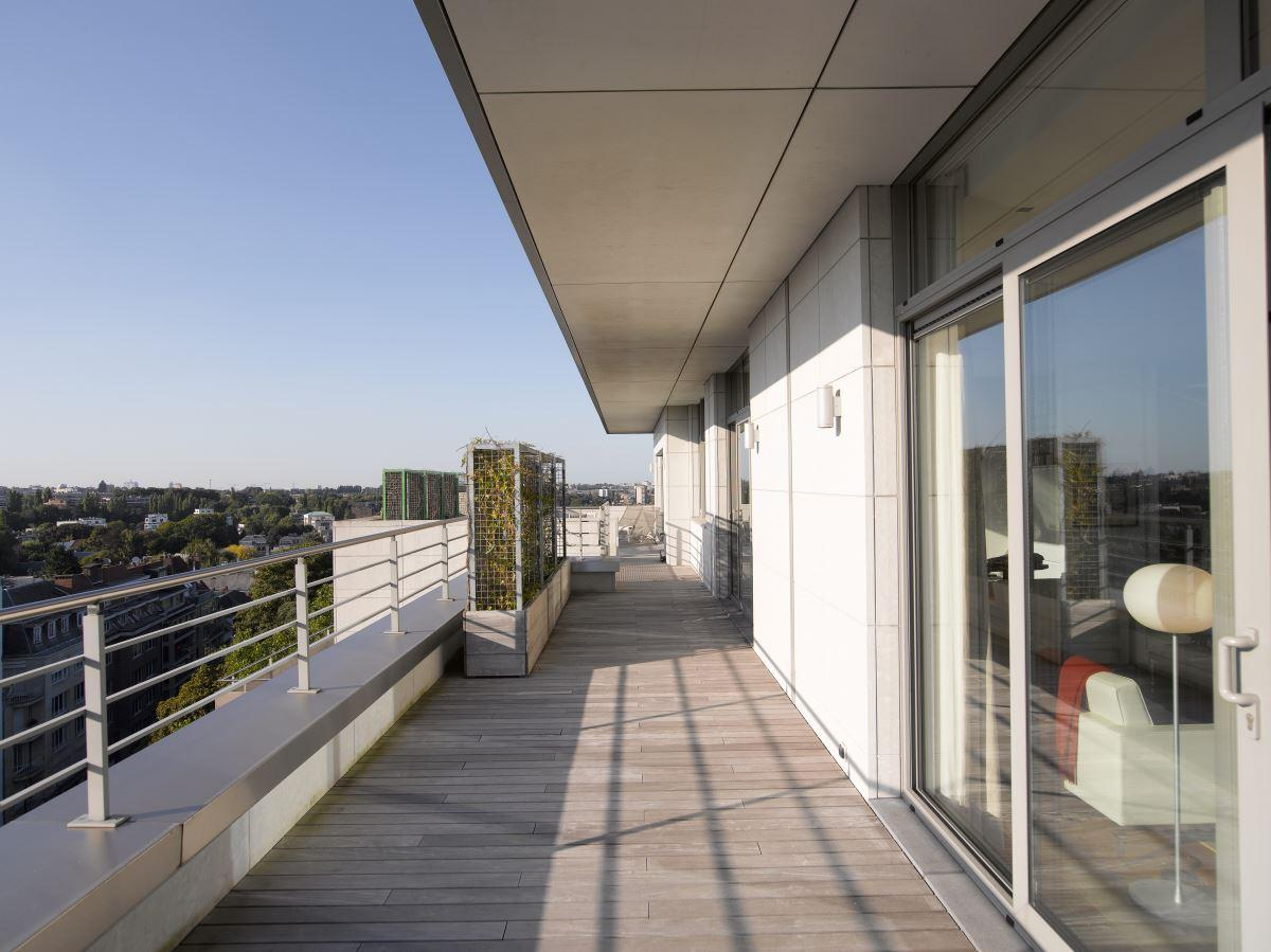 Spectacular Penthouse facing the Forest luxury properties