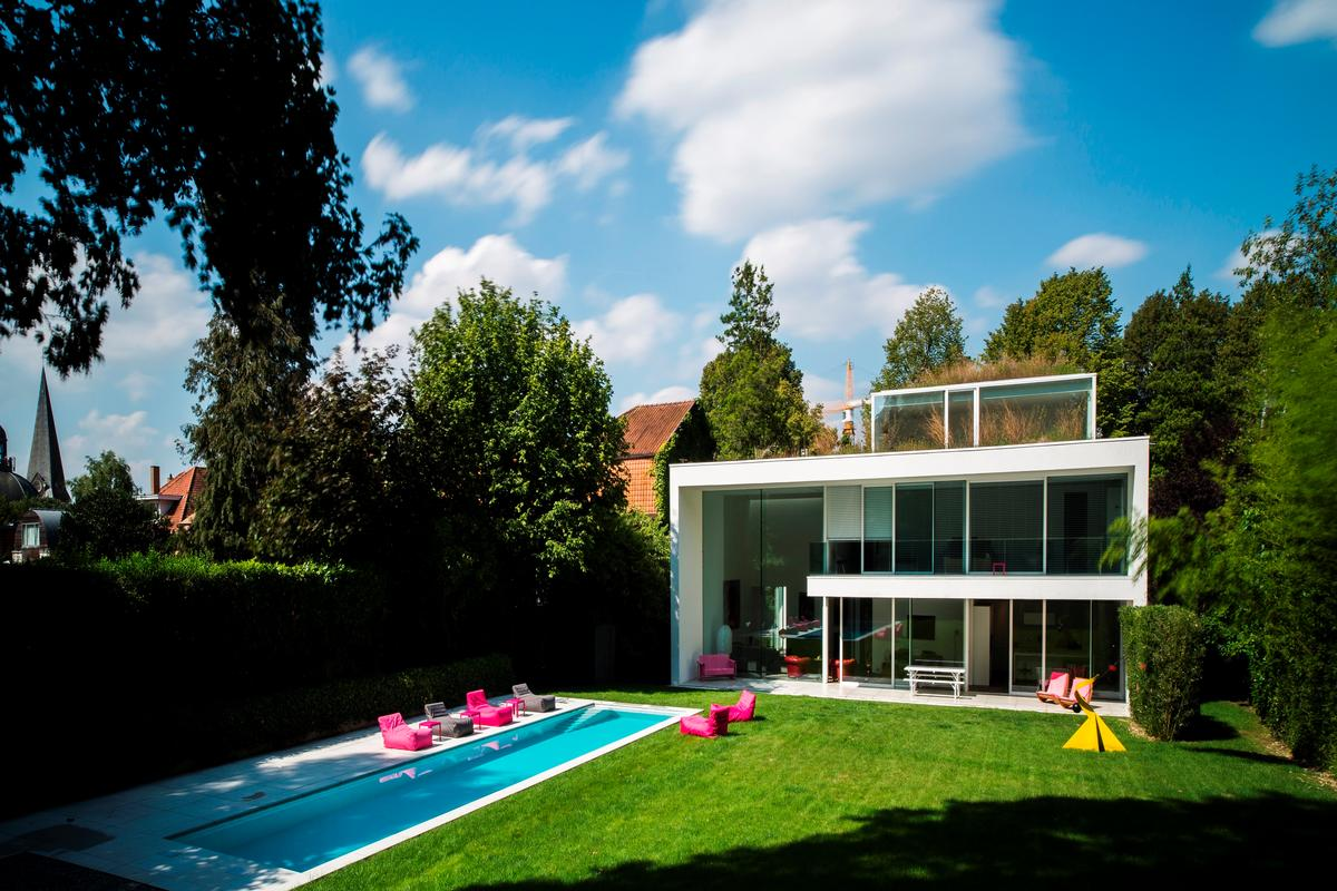 Luxury homes Magnificient mansion from the 1930s