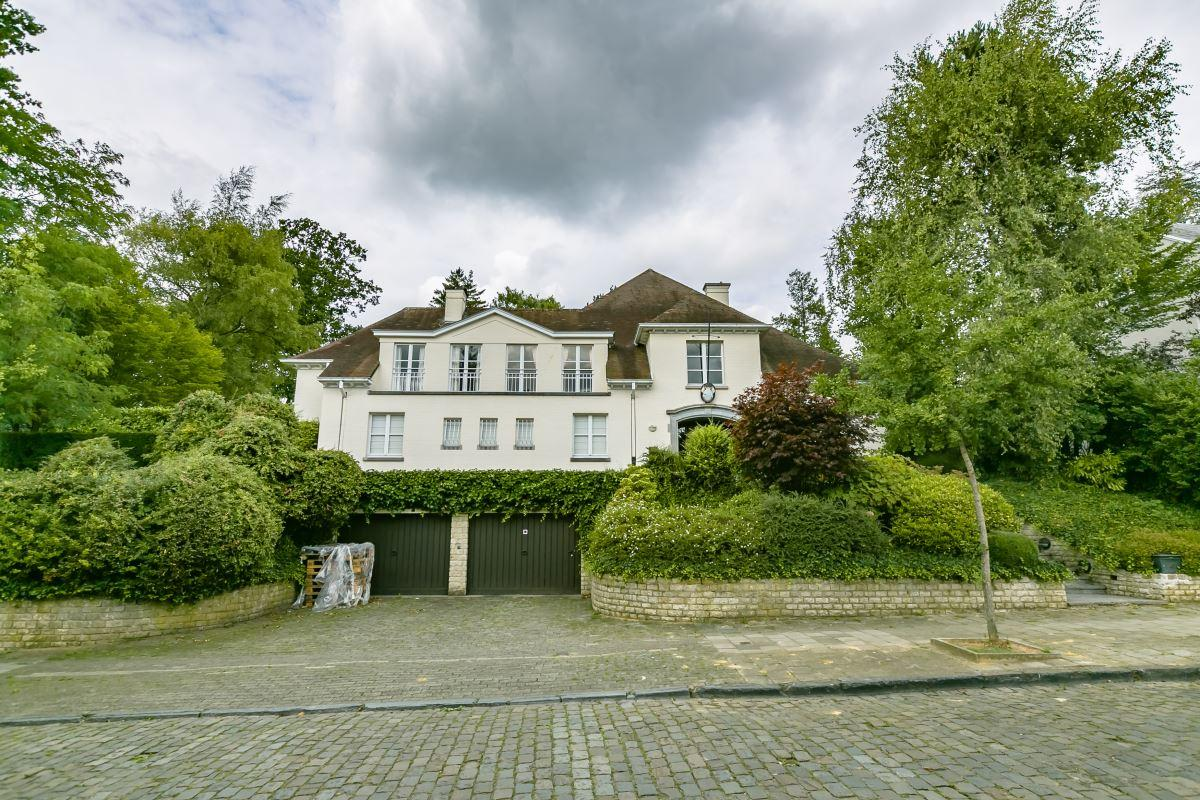 Luxury homes in Prestigious Classical Villa in Brussels South