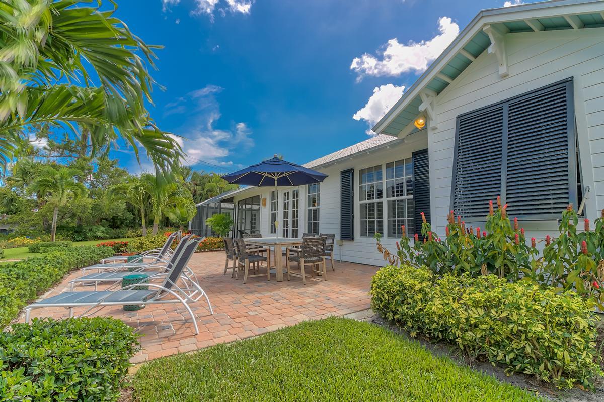 Luxury properties Key West-style Waterfront Enclave