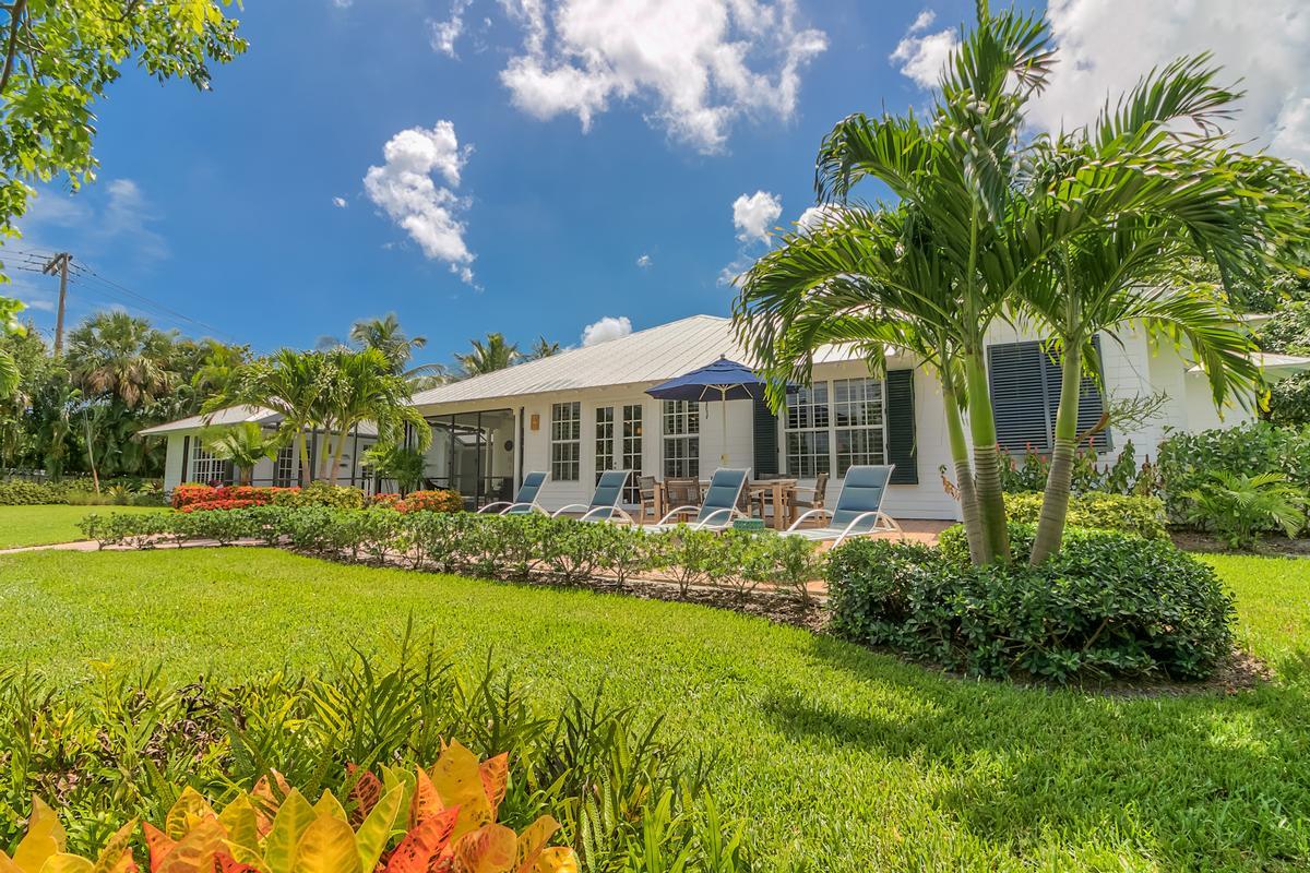 Key West-style Waterfront Enclave luxury properties