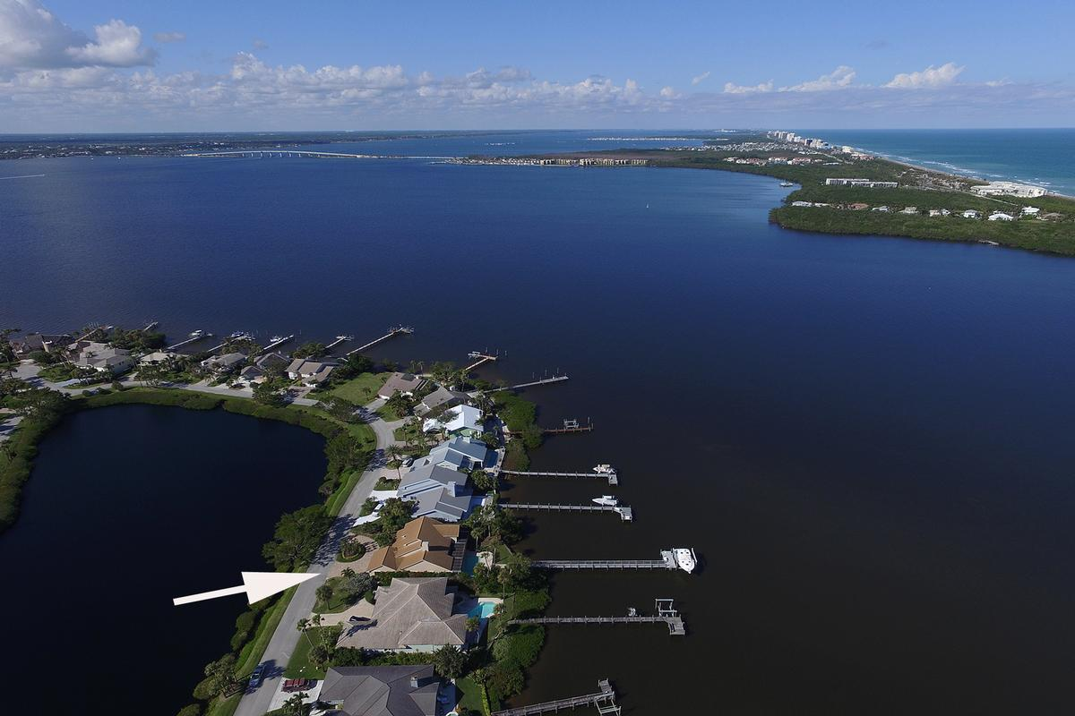 Waterfront Sanctuary with Ocean Access luxury properties