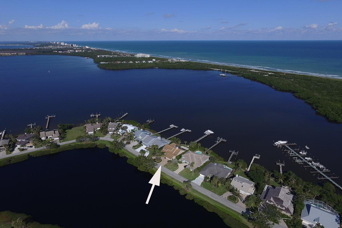 Luxury homes in Waterfront Sanctuary with Ocean Access